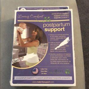 Postpartum support band